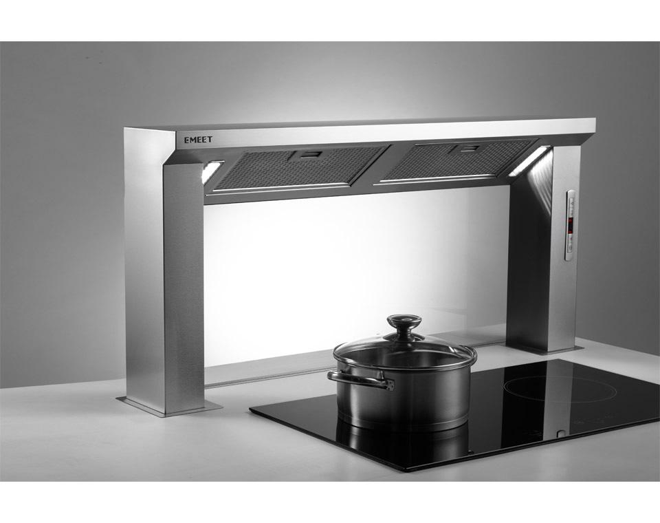 意米特379  嵌入式油烟机 内嵌式油烟机 隐藏式油烟机