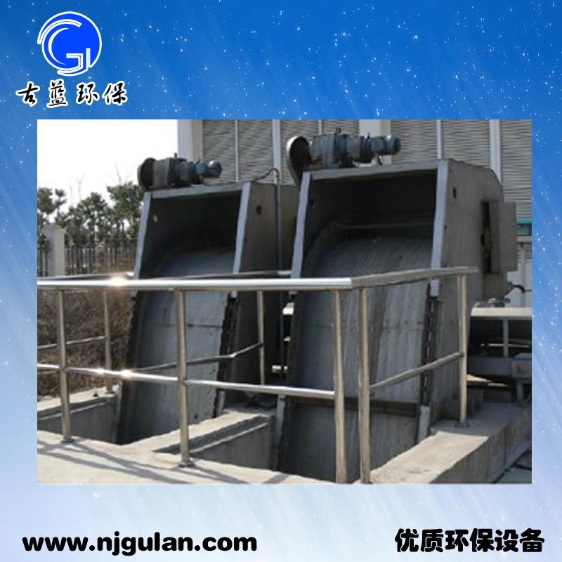 回转式机械格栅除污机 各类非标设备制作 价格从优