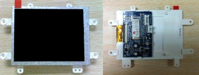 供应高清4寸数字液晶显示模组