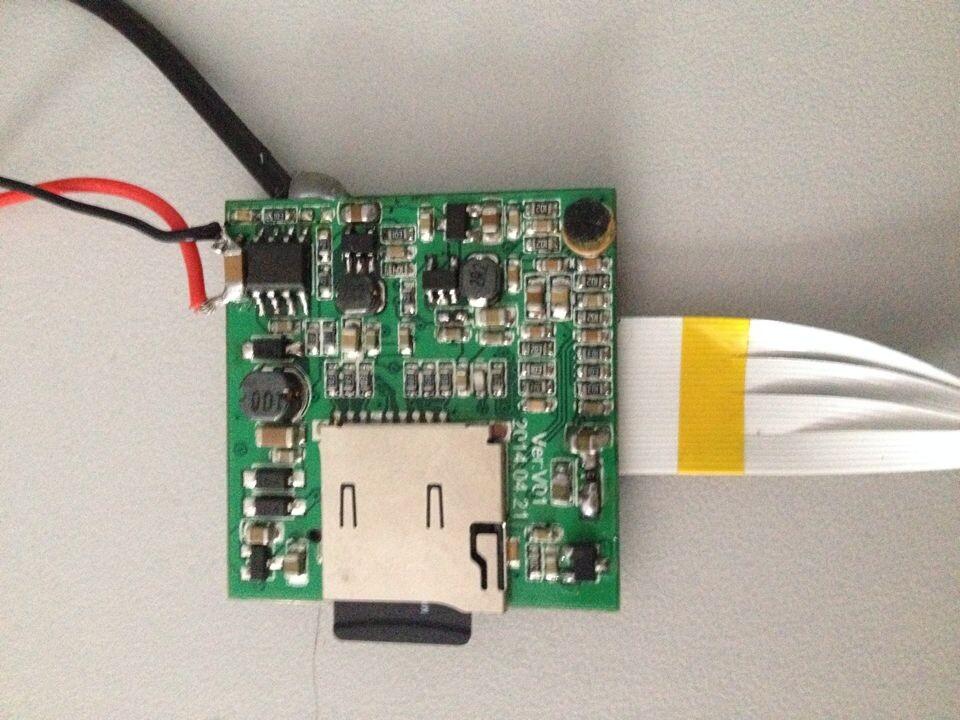 供应航模用运动DVR视频存储板