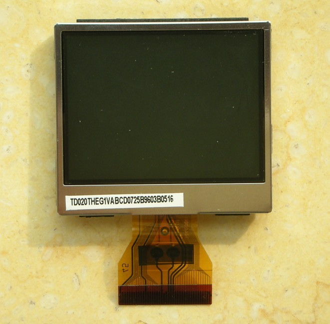 供应高清统宝2寸(TD020THEG1)真彩数字屏