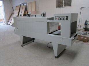 6040型PE膜熱收縮包裝機