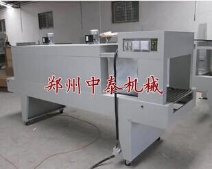 小型礦泉水包膜機 碳棒包裝機 PE膜熱收縮機