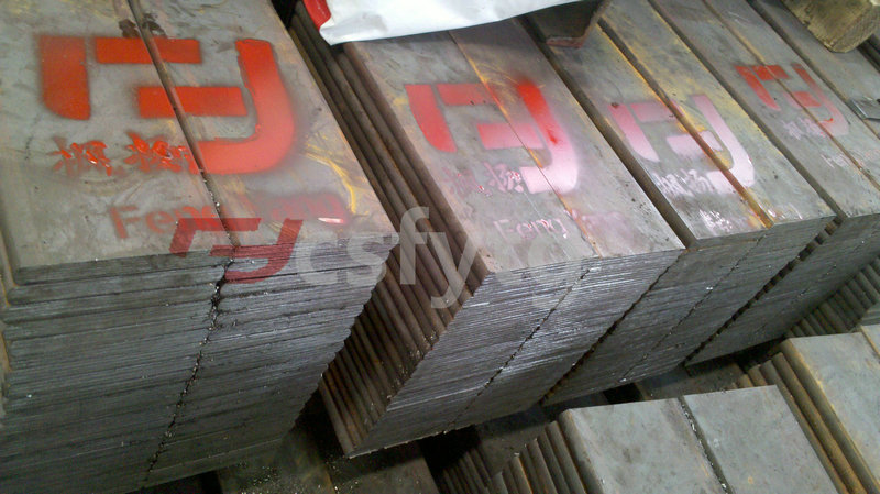 低价销售50crvA扁钢